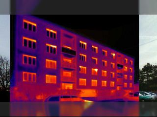 Thermal image hires
