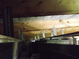 Zateplení střechy svépomocí